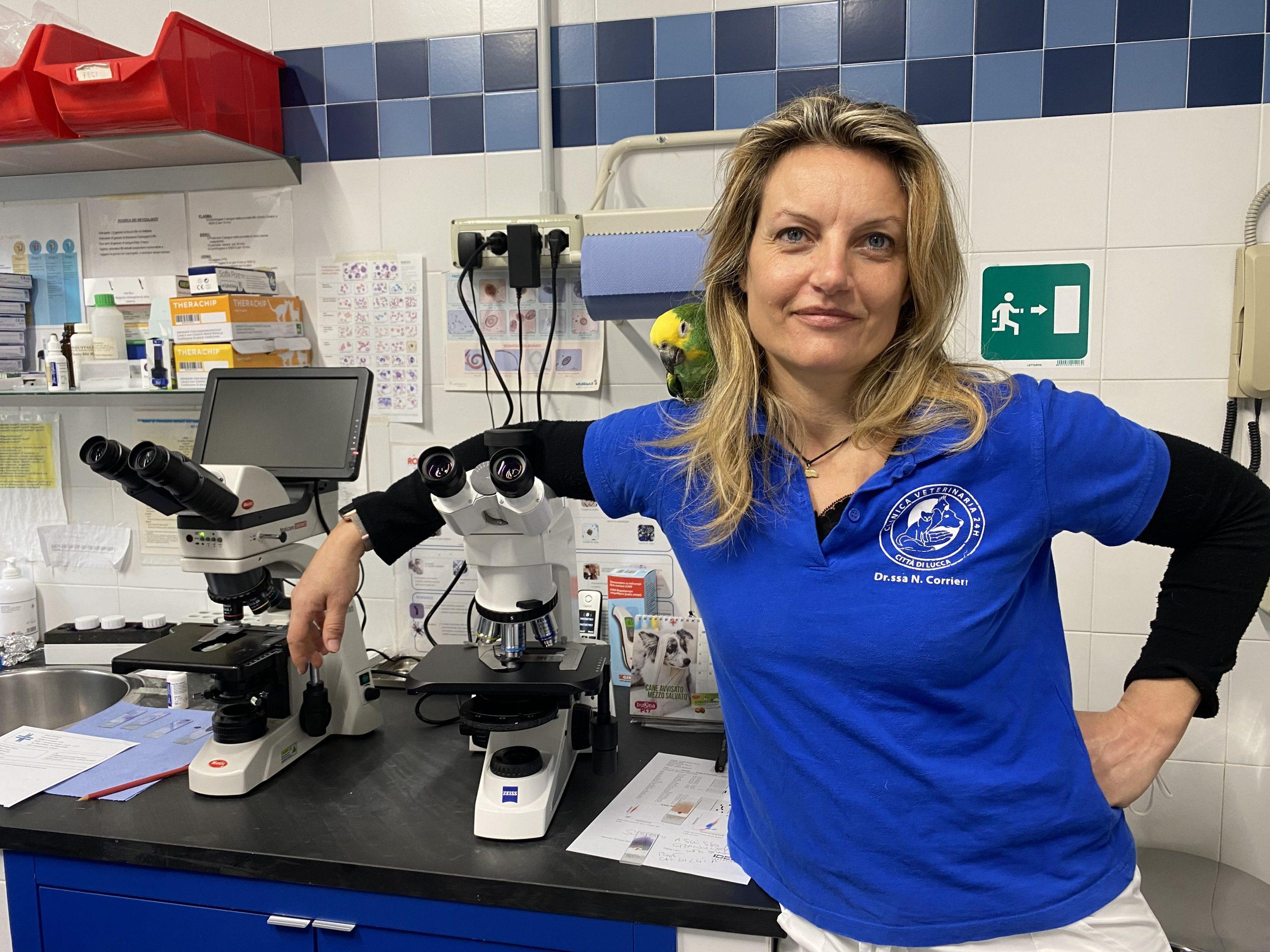 Dott.ssa Nicoletta Corrieri